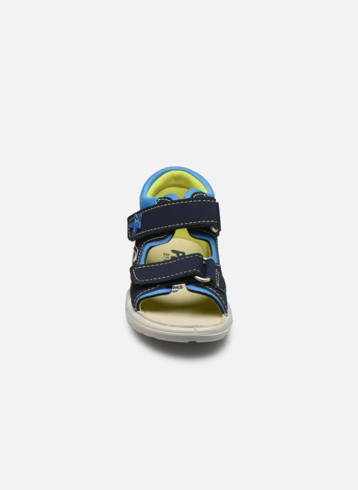 Sandals PEPINO Frankie Blue model view