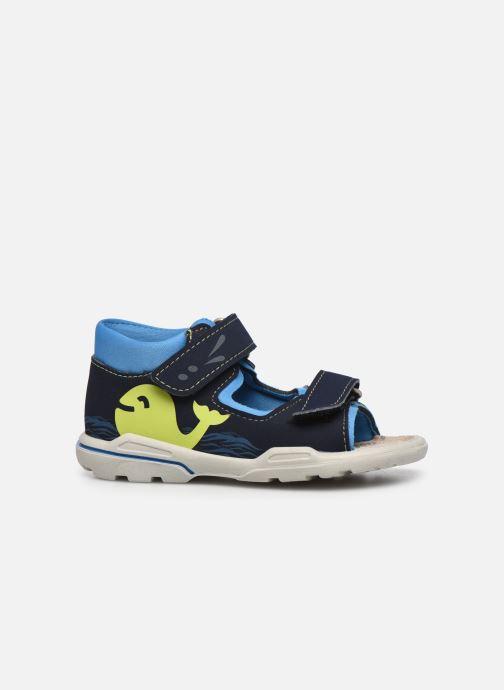 Sandales et nu-pieds Pepino Frankie Bleu vue derrière