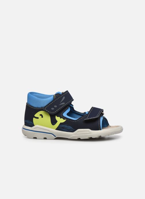 Sandali e scarpe aperte Pepino Frankie Azzurro immagine posteriore