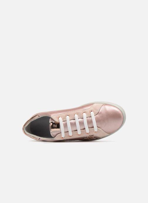 Sneakers Ricosta Preska Rosa immagine sinistra