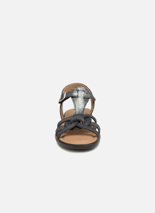 Sandals Ricosta Birte Blue model view