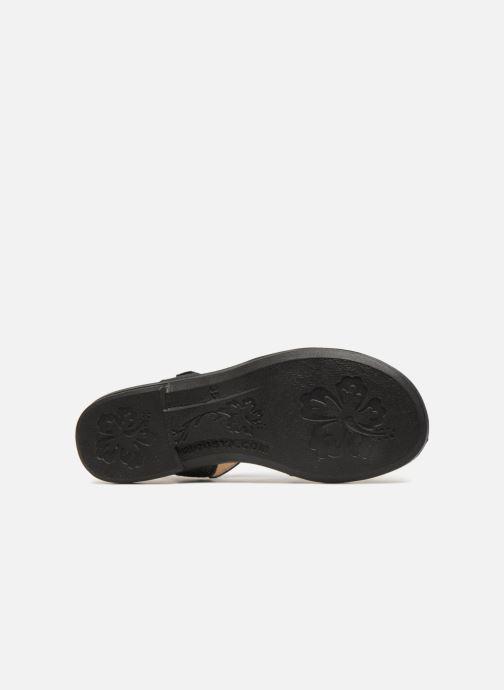 Sandali e scarpe aperte Ricosta Birte Azzurro immagine dall'alto
