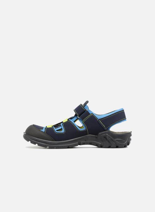 Sandali e scarpe aperte Ricosta Gerald Azzurro immagine frontale
