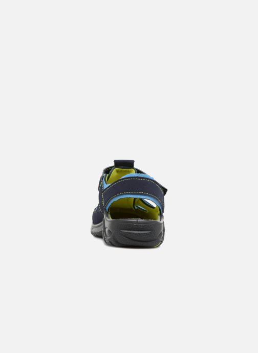 Sandali e scarpe aperte Ricosta Gerald Azzurro immagine destra