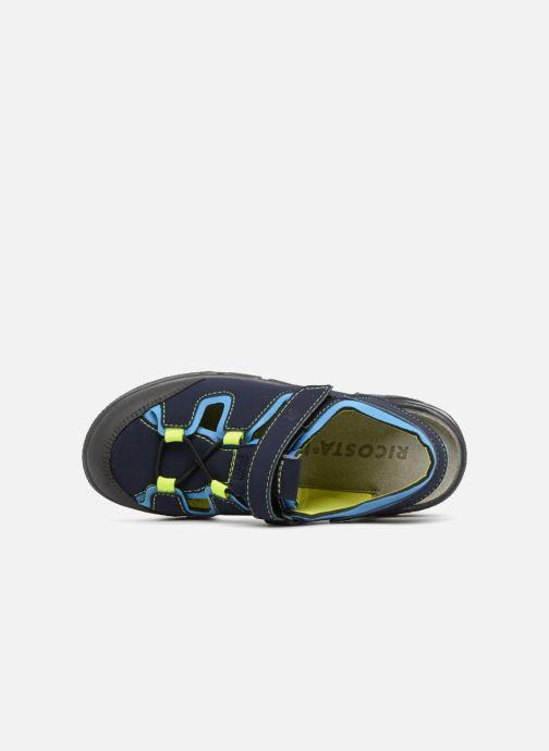 Sandali e scarpe aperte Ricosta Gerald Azzurro immagine sinistra