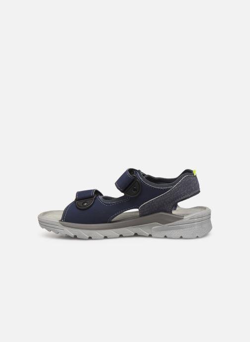 Sandales et nu-pieds Ricosta Tajo Bleu vue face