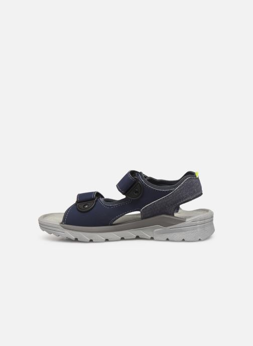 Sandali e scarpe aperte Ricosta Tajo Azzurro immagine frontale