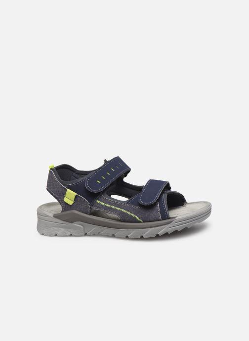 Sandales et nu-pieds Ricosta Tajo Bleu vue derrière