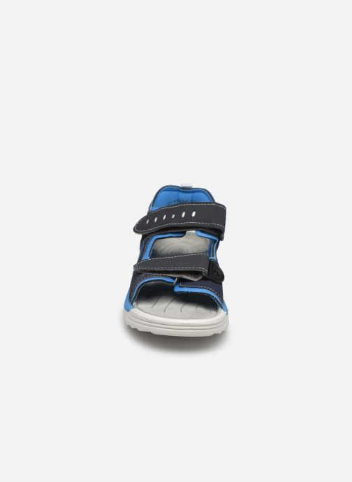 Sandalias Ricosta Tajo Azul vista del modelo
