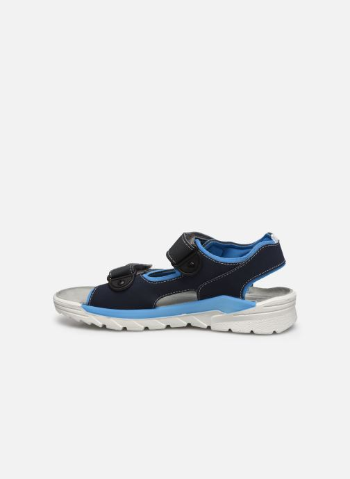 Sandalen Ricosta Tajo blau ansicht von vorne
