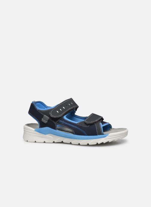 Sandalen Ricosta Tajo Blauw achterkant