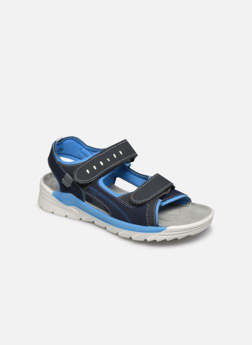 Sandalias Ricosta Tajo Azul vista de detalle / par