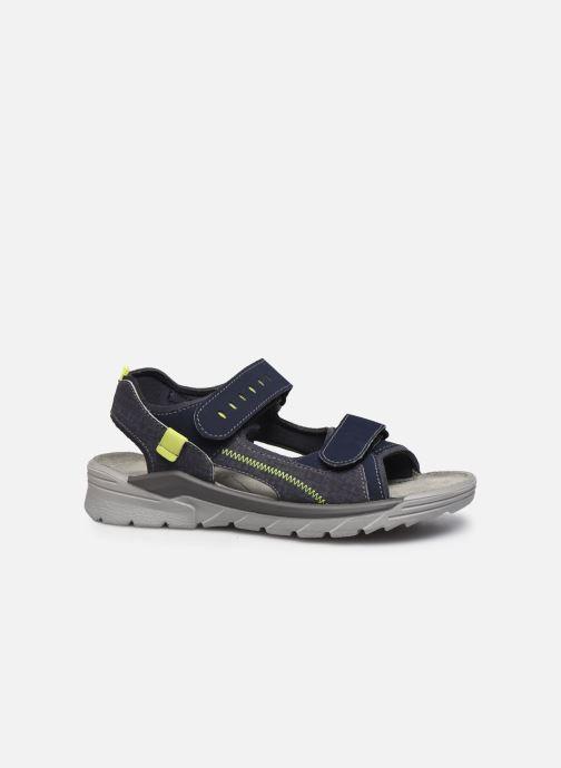 Sandales et nu-pieds Ricosta Tajo Gris vue derrière