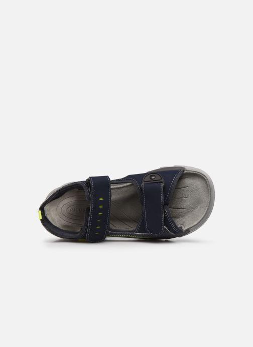 Sandales et nu-pieds Ricosta Tajo Gris vue gauche