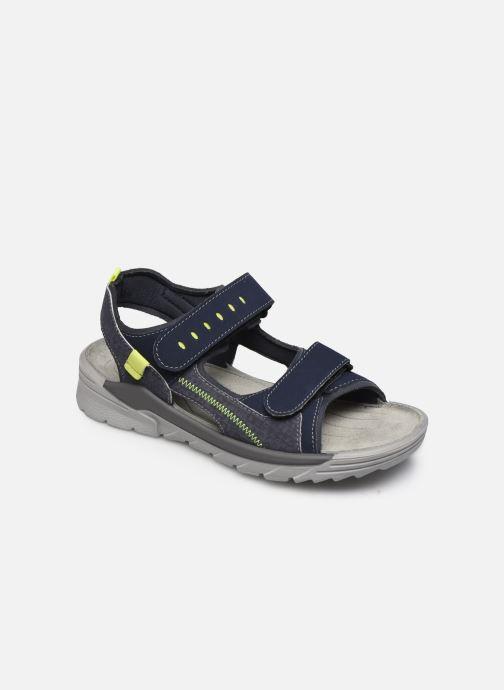 Sandales et nu-pieds Ricosta Tajo Gris vue détail/paire
