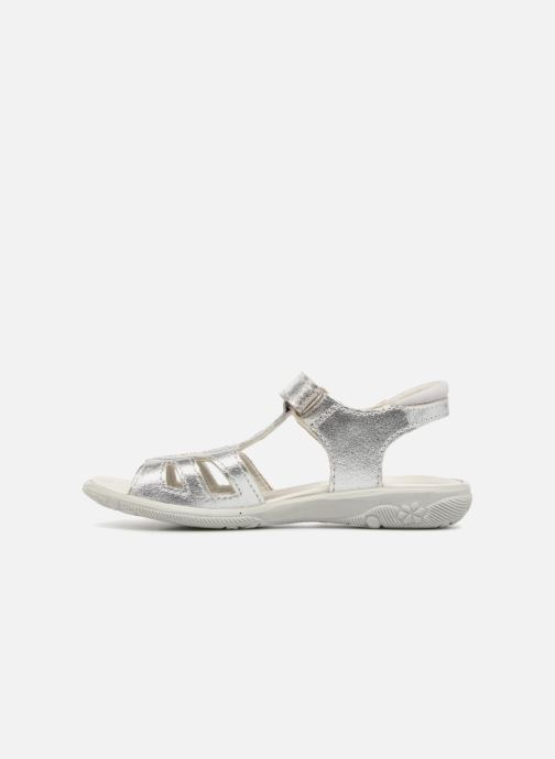 Sandals Ricosta Gina Silver front view