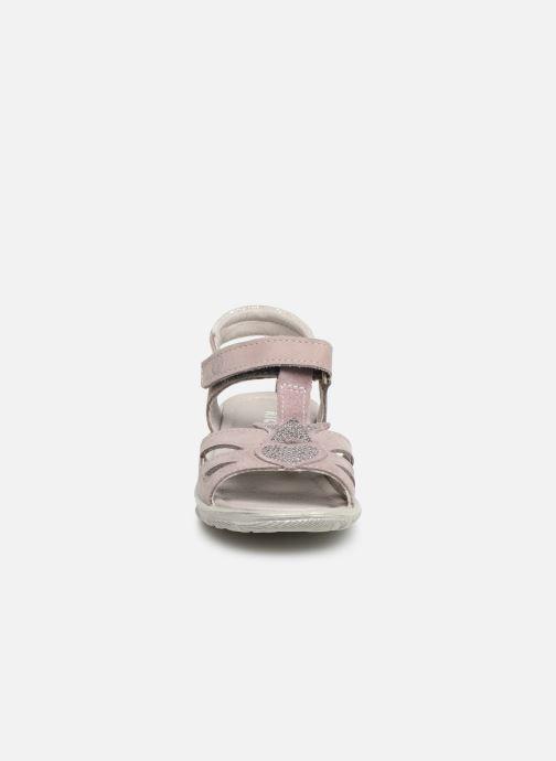 Sandaler Ricosta Gina Pink se skoene på