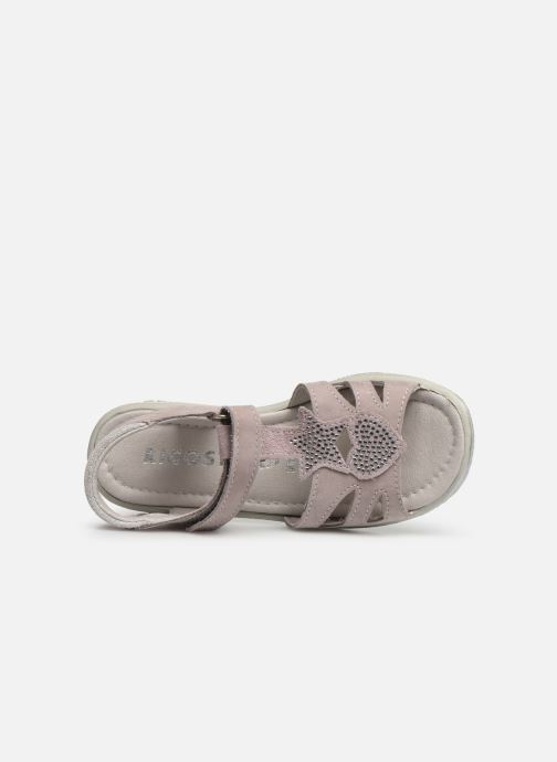 Sandales et nu-pieds Ricosta Gina Rose vue gauche
