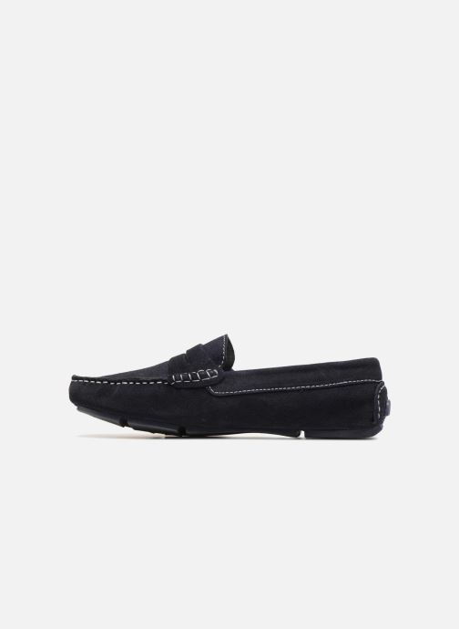 Loafers Roadsign Lamir Blue front view