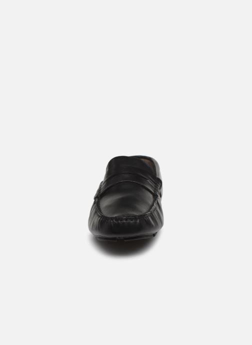 Mocassins Roadsign Lamir Noir vue portées chaussures
