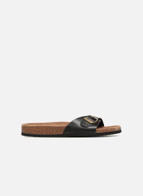 Sandales et nu-pieds Roadsign Tango Noir vue derrière