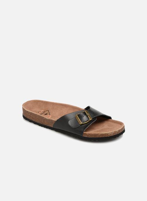 Sandales et nu-pieds Roadsign Tango Noir vue détail/paire