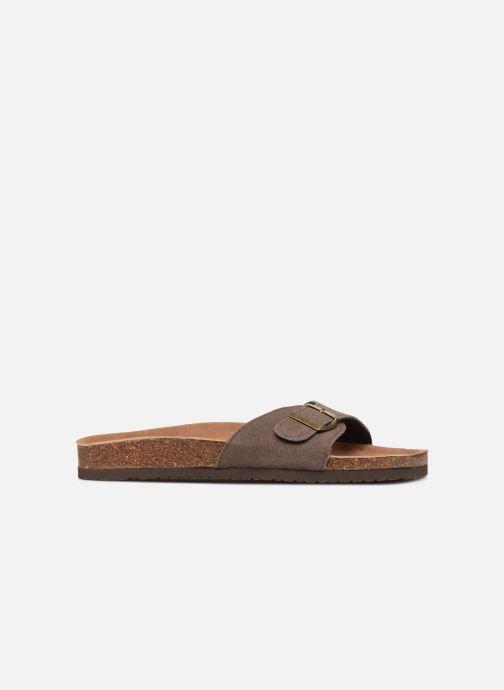 Sandales et nu-pieds Roadsign Tango Marron vue derrière