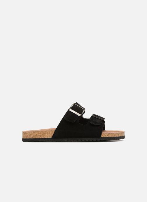 Sandales et nu-pieds Roadsign Tanloo Noir vue derrière