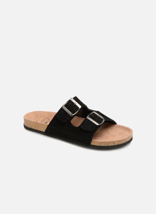 Sandales et nu-pieds Roadsign Tanloo Noir vue détail/paire