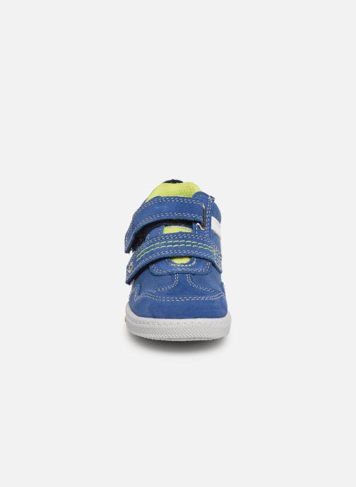 Baskets Lurchi by Salamander Brucy Bleu vue portées chaussures