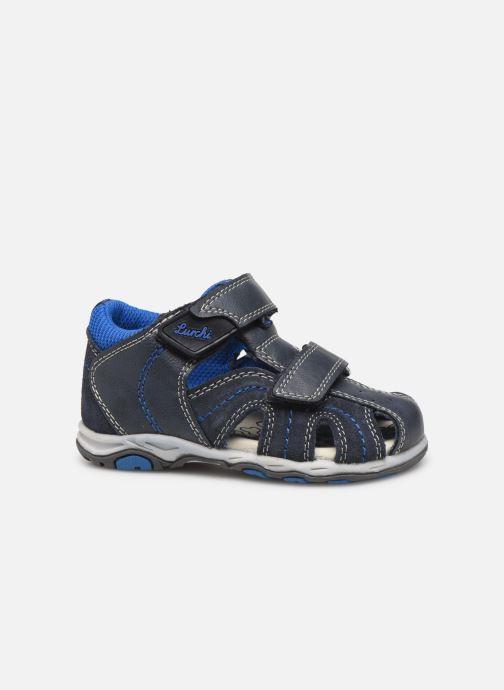 Sandales et nu-pieds Lurchi by Salamander John Bleu vue derrière