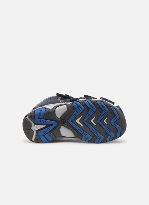 Sandales et nu-pieds Lurchi by Salamander John Bleu vue haut