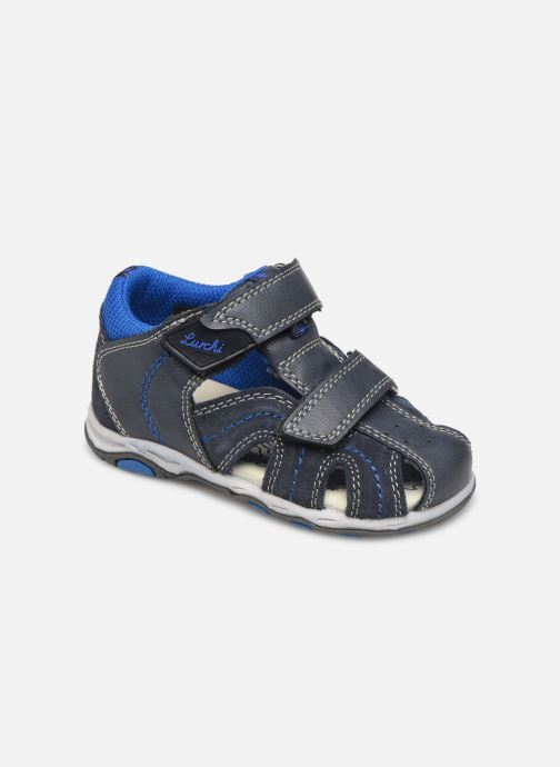 Sandales et nu-pieds Lurchi by Salamander John Bleu vue détail/paire