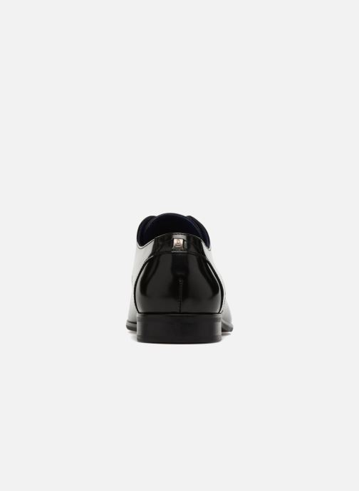 Lace-up shoes Azzaro Valmi Black view from the right