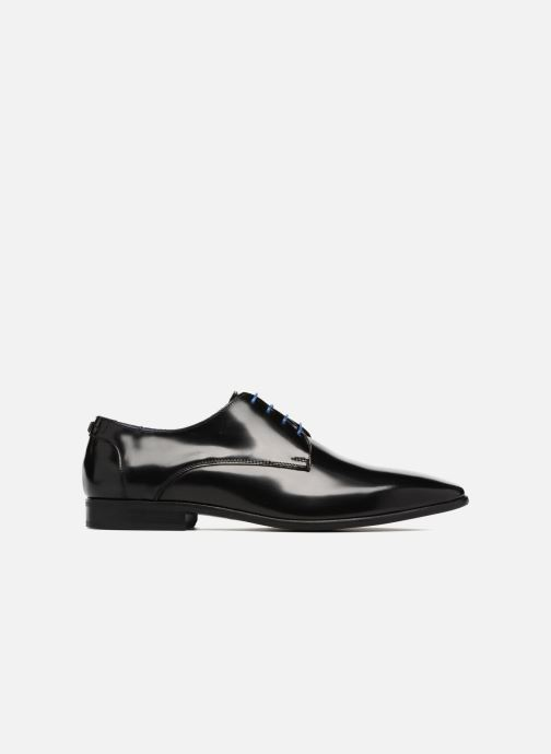 Zapatos con cordones Azzaro Valmi Negro vistra trasera