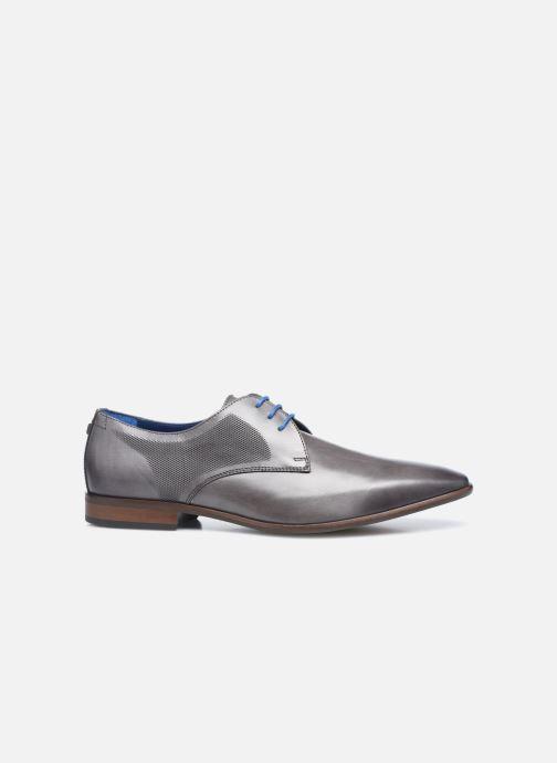 Chaussures à lacets Azzaro Verdol Gris vue derrière