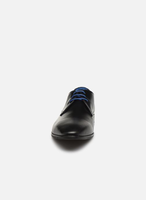 Zapatos con cordones Azzaro Verdol Negro vista del modelo