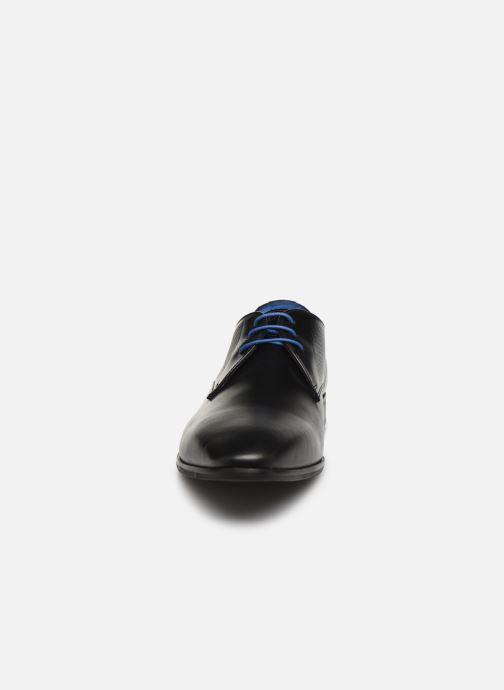 Chaussures à lacets Azzaro Verdol Noir vue portées chaussures