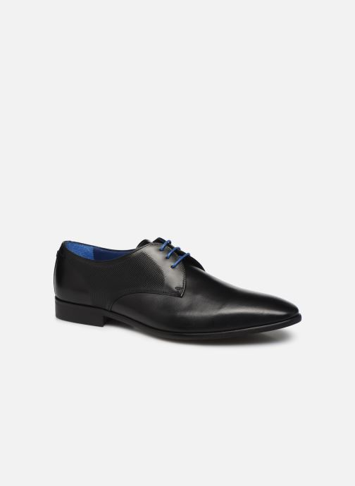 Chaussures à lacets Azzaro Verdol Noir vue détail/paire