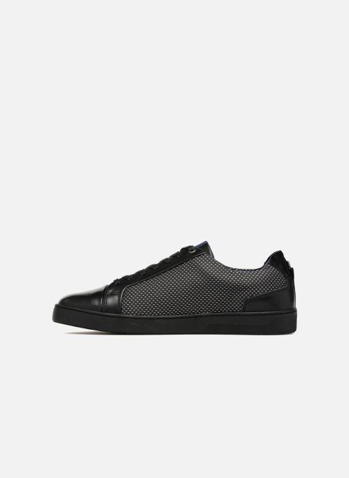 Sneakers Azzaro Cebelo Zwart voorkant