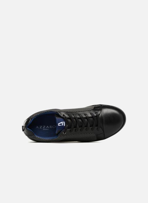 Sneakers Azzaro Cebelo Zwart links