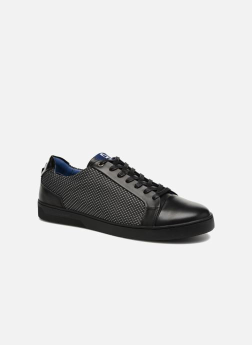 Sneakers Azzaro Cebelo Zwart detail