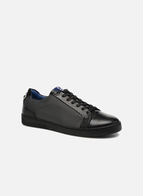 Baskets Azzaro Cebelo Noir vue détail/paire