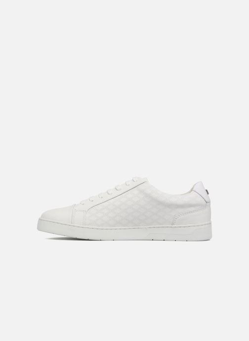 Sneakers Azzaro Caldier Wit voorkant