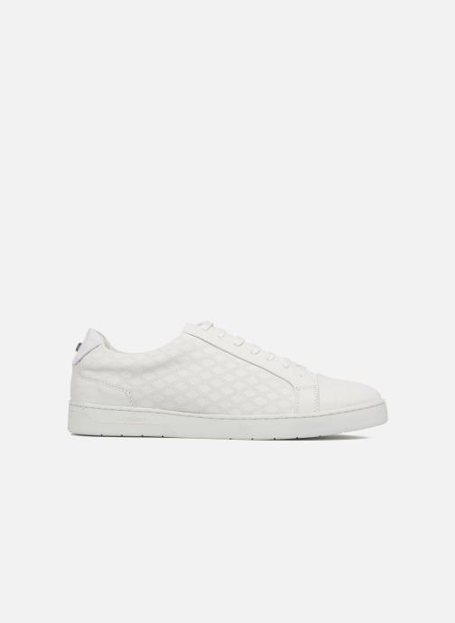Sneakers Azzaro Caldier Wit achterkant