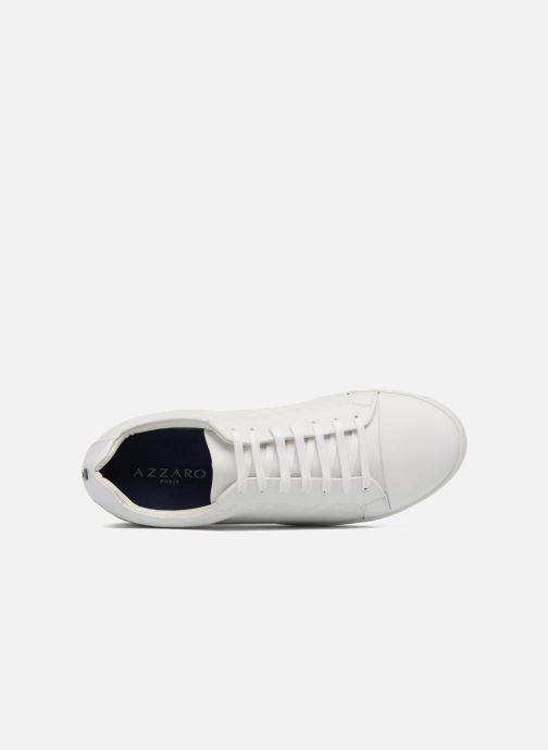 Sneakers Azzaro Caldier Wit links