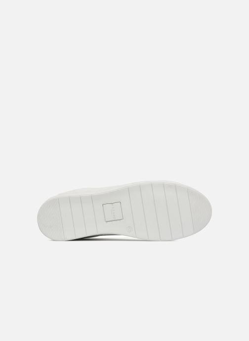 Sneakers Azzaro Caldier Bianco immagine dall'alto