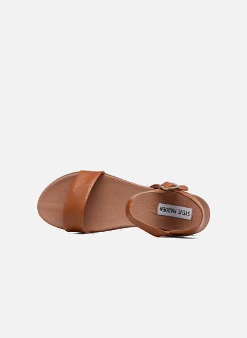 1e9ed0e5aff9 Steve Madden Dina (Brown) - Sandals chez Sarenza (312439)