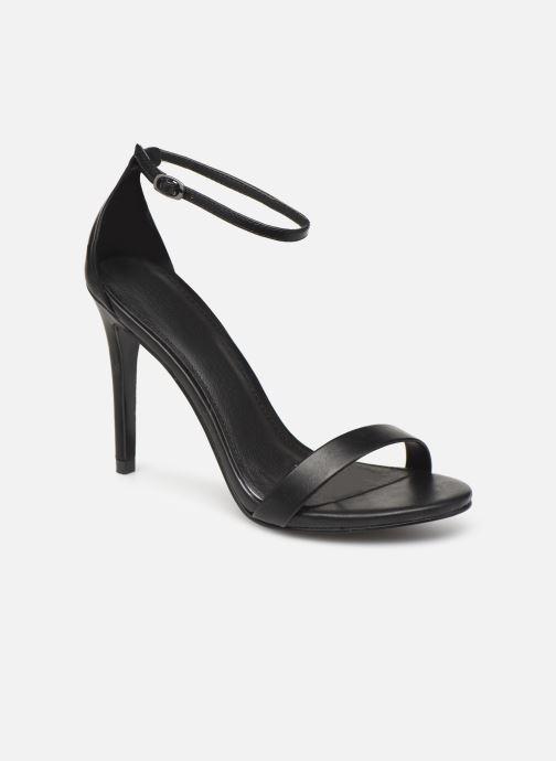 High heels Steve Madden Stecy Black detailed view/ Pair view