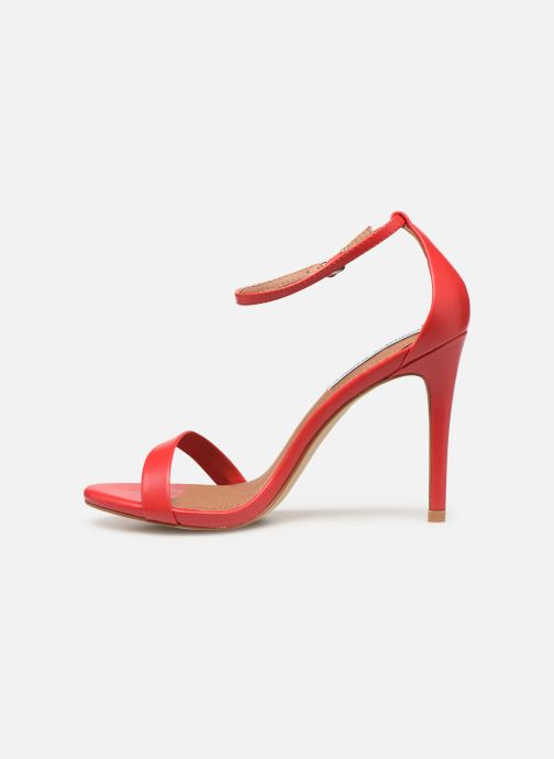 High heels Steve Madden Stecy Red front view